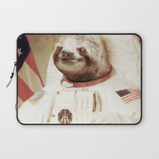 Sloth Astronaut Laptop Sleeve