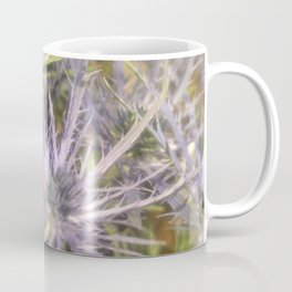 Unique Purple Flowers (2) Coffee Mug