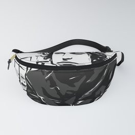BD Graphic synthesis Illustration Fanny Pack