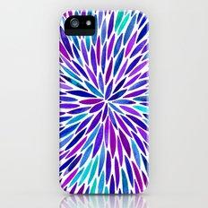 Lavender Burst iPhone (5, 5s) Slim Case