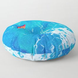 Kayak-Itti-Yak Floor Pillow