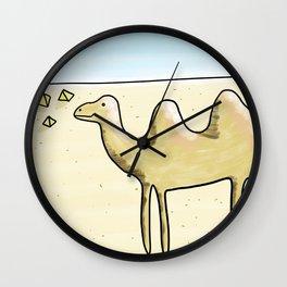Camelia Wall Clock