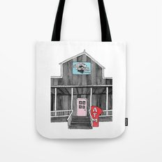 Old Town, USA Tote Bag