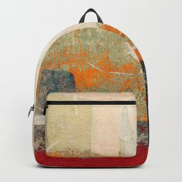 Peoples in North Africa Backpack