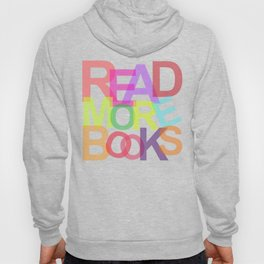 READ MORE BOOKS Hoody
