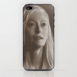 "Eve ""No words needed."" iPhone Skin"