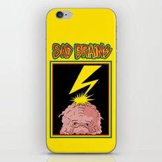 Sad Brains iPhone & iPod Skin