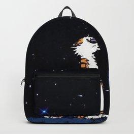 Calvin Hobbes Backpack
