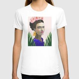 Frida in the Ferns T-shirt