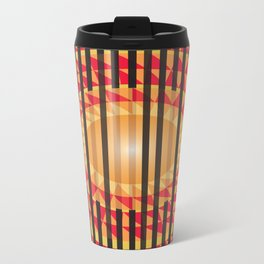 Hidden Sun Metal Travel Mug