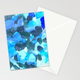 Seaglass Stationery Cards