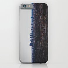 Los Angeles in fog iPhone 6s Slim Case