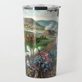 Battle of Missionary Ridge Travel Mug