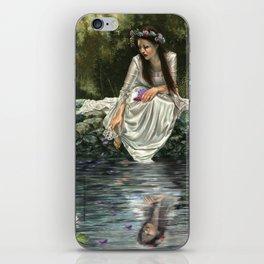 Ophelia's Lament iPhone Skin
