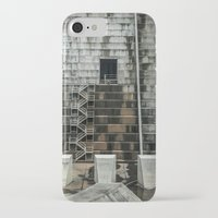 industrial iPhone & iPod Cases featuring Industrial  by Novella Photography