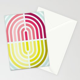 Capsule IV - Opposing arches Stationery Cards