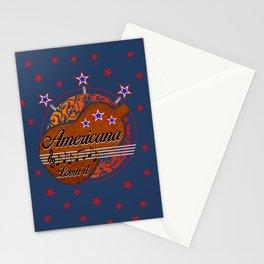 Americana - Lovin' it Stationery Cards