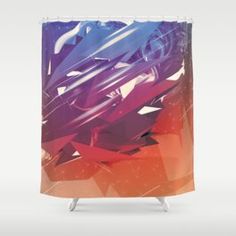 Future Shower Curtain