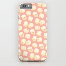 Marshmallow Pattern - Pink iPhone 6s Slim Case