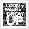 I don't wanna grow up by aleborges