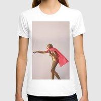 super hero T-shirts featuring super hero by bmkoc