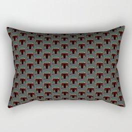 BF Bucket Rectangular Pillow