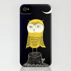 Night Owl iPhone (4, 4s) Slim Case