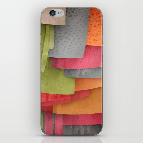 Explore colour iPhone & iPod Skin