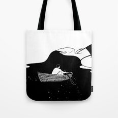Rowing to you Tote Bag