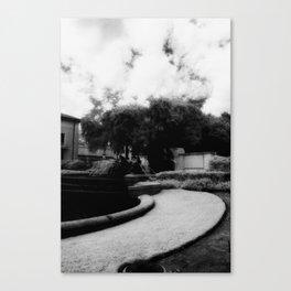 Historic Austin, Texas No.1 Canvas Print
