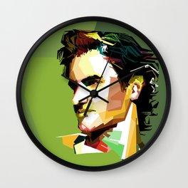 dear roger federer Wall Clock