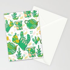 Romance of the teapot Stationery Cards