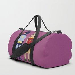 Dynamic Duo Duffle Bag