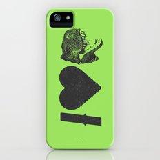 I Love Dinosaurs Slim Case iPhone (5, 5s)