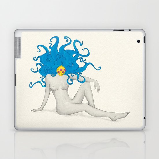 Dead model No.3 Laptop & iPad Skin