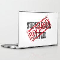 seahawks Laptop & iPad Skins featuring Seahawks' Super Bowl WIN by kltj11