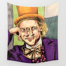 Factory owner Wall Tapestry