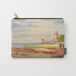 Harbour Town Golf Course SC Carry-All Pouch