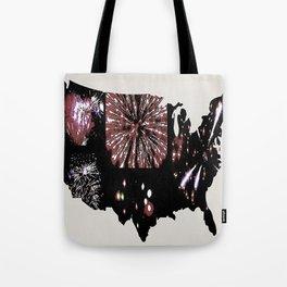 America's Celebration Tote Bag
