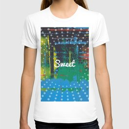Color Chrome - sweet graphic T-shirt