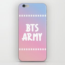 BTS ARMY iPhone Skin