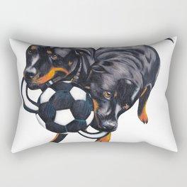 Ali & Angus Rectangular Pillow