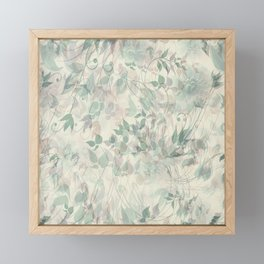 Abstract 204 Framed Mini Art Print