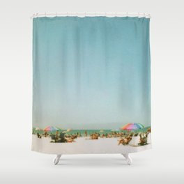 2900 Miles #4 Shower Curtain