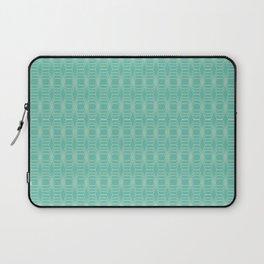 hopscotch-hex sea Laptop Sleeve