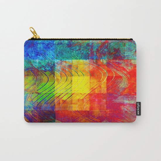 SQUARES Carry-All Pouch
