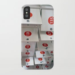 Lockers iPhone Case