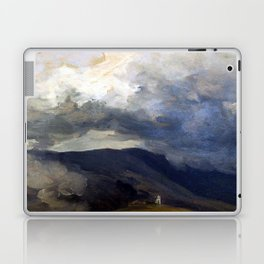 Josef Mánes Clouds in the Mountains Laptop & iPad Skin
