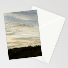 Painty skies of Terschelling Stationery Cards