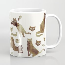 cats cats cats Coffee Mug